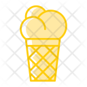 Ice Cream Cup Food Icon