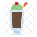 Ice Cream Float Icon