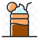Ice Cream Jar Cookie And Cream Cookie And Cream Jar Icon