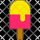 Halloween Frozen Food Ice Cream Icon