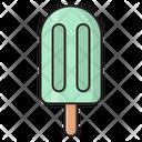Icecream Lolly Sweets Icon
