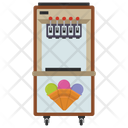 Vending Machine Ice Cream Machine Coin Machine Icon