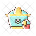 Ice Cream Maker Ice Cream Icon