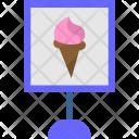 Ice-cream parlor Icon