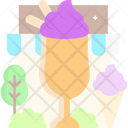 Ice Cream Shake Icon