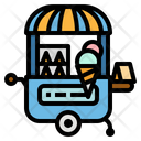 Cart Food Sweet Icon