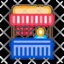 Ice Cream Tray Icon