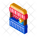 Ice Cream Tray Icon