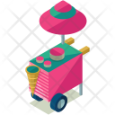 Ice Cream Stand Icon