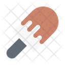 Icecream Cone Sweets Icon