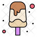 Ice Cream Stick Icecream Food Icon