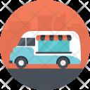 Ice-Cream Truck Icon