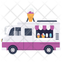Ice Cream Vendor Icon