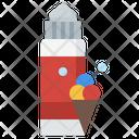 Ice Cream Vaping Vape Icon
