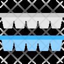 Ice Cubes Trays Icon