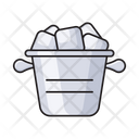 Ice Cubes Cold Icon