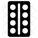 Ice Cubes Ice Piece Ice Block Icon