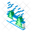 Ice Forest Icon