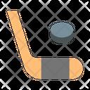 Game Hockey Ice Icon