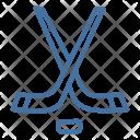 Ice Hockey Sports Icon