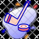 Ice Hockey Hockey Winter Icon