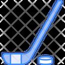 Ice Hockey Hockey Stick Hockey Icon