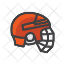 Ice Hockey Hockey Helmet Helmet Icon