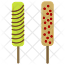 Ice Lolly Popsicle Ice Stick Icon