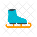 Ice Skate Ice Skating Ice Skate Shoes Icon