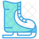 Ice Skate Ice Skating Winter Sports Shoe Icon