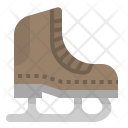 Ice Skate Competition Icon