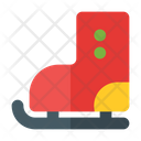Ice Skate Sport Icon