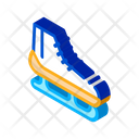 Sport Ice Silhouette Icon