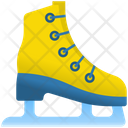 Ice Skate Sport Skating Icon