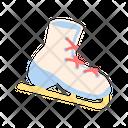 Abstract Cartoon Flat Icon