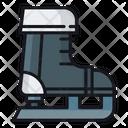 Ice Skates Icon