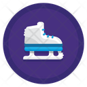 Ice Skates Skating Boot Ice Skating Icon