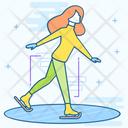 Ice Skating Icon