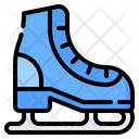 Ice Skating Skate Icon