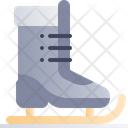 Ice Skating Ice Skate Shoes Icon