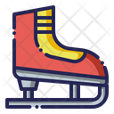 Footwear Ice Skating Shoe Icon