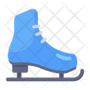 Ice Skating Shoe Skates Ice Skates Icon