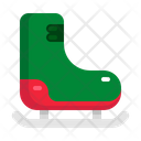 Winter Christmas Sport Icon