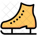 Ice Skating Shoes Icon