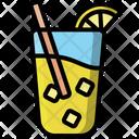 Ice Tea Drink Beverage Icon