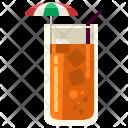 Ice Tea Drink Icon