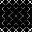 Cube Tray Ice Icon