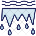 Water Drops Ice Icon