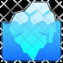 Iceberg Sea Ice Icon