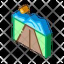 Iceberg Ice Sea Icon